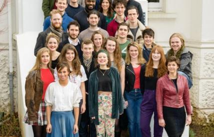 Graduating Actors BOVTS 2014
