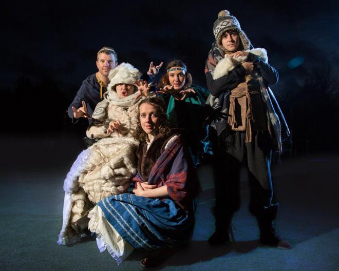 Cast & Crew of The Snow Child